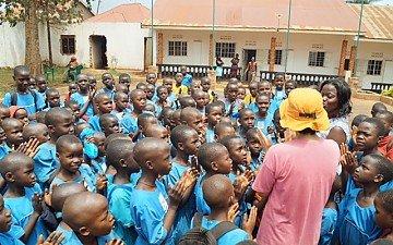 우간다 피비선교사